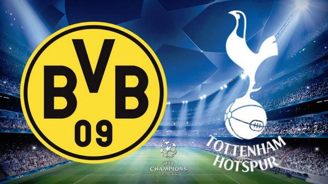 Borussia-Dortmund-vs-Tottenham UCLLL
